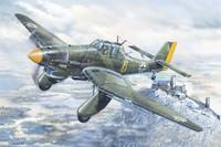 Junkers Ju87A Stuka German Dive Bomber 1/24 Trumpeter