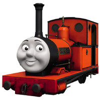 Narrow Gauge Thomas & Friends Rheneas Locomotive HO Scale Bachmann Trains