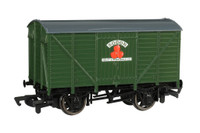 Thomas & Friends Sodor Fruit & Vegetable Co Ventilated Van HO Scale Bachmann Trains