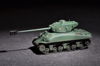 French M4 Tank 1/72 Trumpeter