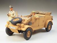 German Type 82 Kubelwagen Afrika Korps 1/16 Tamiya