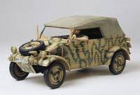 German Type 82 Kubelwagen European Campaign 1/16 Tamiya