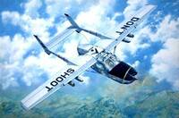 O-2A Skymaster USAF Aircraft 1/32 Roden