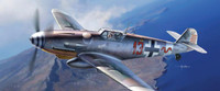 WWII Messerschmitt Bf 109G-6/G-2 JG27 Luftwaffe Fighter 1/48 Academy