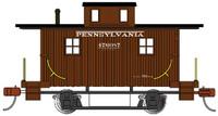 Bobber Caboose Pennsylvania #476087 HO Scale Bachmann Trains