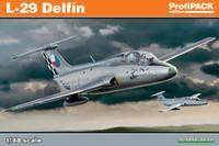 L-29 Delfin Aircraft (Profi-Pack Plastic Kit) 1/48 Eduard