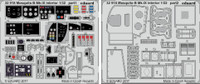 Mosquito B Mk IX Interior for HKM (Painted) 1/32 Eduard