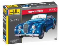 1950 Talbot-Lago Record Cabriolet 1/24 Heller