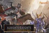 Albion's Knights (12 Mtd) 28mm Fireforge Games