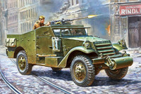 M3 Armored Personnel Scout Car 1/35 Zvezda
