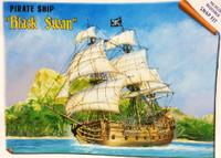 Black Swan Pirate Ship (Snap) 1/350 Zvezda
