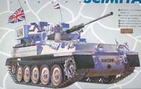 British CVRT FV107 Scimitar 1/35 AFV Club