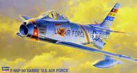 F-86F-30 USAF Fighter 1/48 Hasegawa