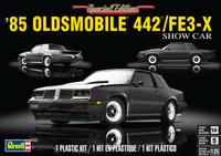 PREORDER 1985 Oldsmobile 442/FE3X Show Car 1/25 Revell