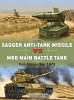 Duel: Sagger Anti-Tank Missile vs M60 Main Battle Tank Yom Kippur War 1973 Osprey Books