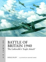 Air Campaign: Battle of Britain 1940 The Luftwaffe's Eagle Attack Osprey Books