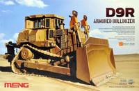 D9R Israeli Armored Bulldozer 1/35 Meng Models