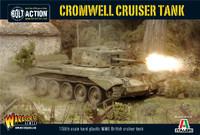 WWII Cromwell Mk IV British Cruiser Tank 1/56 Warlord Games