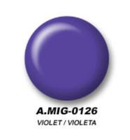 Violet Acrylic Paint AMMO of Mig Jimenez