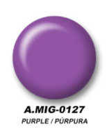 Purple Acrylic Paint AMMO of Mig Jimenez