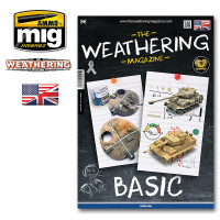 The Weathering Magazine Issue 22: Basics AMMO of Mig Jimenez