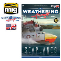 The Weathering Aircraft Magazine Issue 8: Seaplanes AMMO of Mig Jimenez