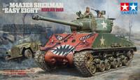 US M4A3E8 Sherman Easy Eight Medium Tank Korean War 1/35 Tamiya