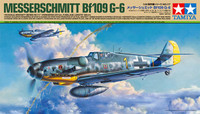 Messerschmitt Bf 109G-6 Fighter 1/48 Tamiya