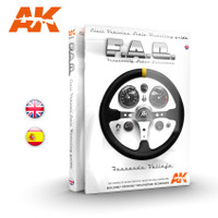 FAQ Cars and Civil Vehicles Scale Modeling Guide Book AK Interactive