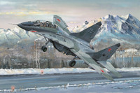 MiG-29UB Fulcrum Russian Fighter 1/32 Trumpeter