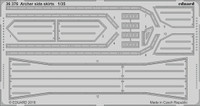 Archer Side Skirts for TAM 1/35 Eduard