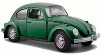 1973 VW Beetle (Green) 1/24 Maisto