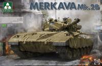 Israeli Merkava Mk 2b Main Battle Tank 1/35 Takom