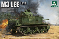 US M3 Lee Late Medium Tank 1/35 Takom