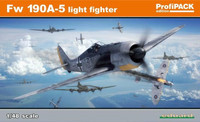 Fw 190A-5 Light Fighter (Profi-Pack Plastic Kit) 1/48 Eduard