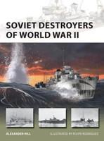 Vanguard: Soviet Destroyers of World War II Osprey Books