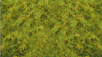 "Scenescapes 2mm Pull-Apart Static Grass Light Green 11""x5.5"" Bachmann"