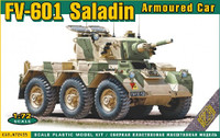 FV601 Saladin Armored Car 1/72 Ace Models