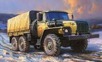 Russian Ural 4320 Army Truck 1/35 Zvezda