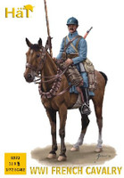 WWI French Cavalry (12 Mtd) 1/72 Hat
