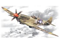 WWII USAAF Spitfire Mk VIII Fighter 1/48 ICM Models