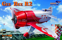 Gee Bee R2 Super Sportster Aircraft 1/48 Dora Wings