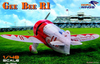 Gee Bee R1 Super Sportster Aircraft 1/48 Dora Wings