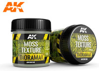 Diorama Series: Moss Texture 100ml Bottle AK Interactive