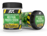 Diorama Series: Natural Leaves & Plants Neutral Protection Acrylic 250ml Bottle AK Interactive