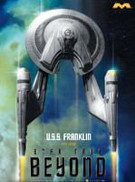 Star Trek Beyond: USS Franklin Starship 1/350 Moebius