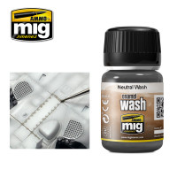 Neutral Wash 35 ml AMMO of Mig Jimenez