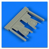 Su17 M4 Fitter K Parachute Container for HBO 1/48 Quickboost