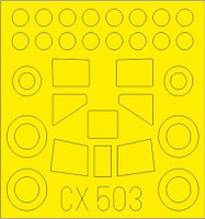 CASA C212-100 for SHY 1/72 Eduard