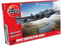 Avro Shackleton AEW2 RAF Patrol Aircraft 1/72 Airfix